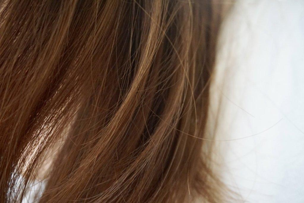 オルナオーガニックヘアオイル